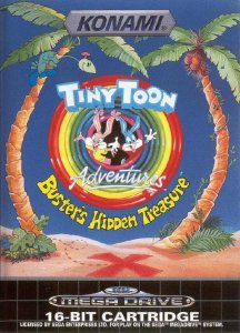 Tiny Toon Adventures: Buster's Hidden Treasure per Sega Mega Drive