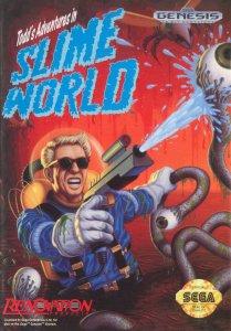 Todd's Adventures in Slime World per Sega Mega Drive