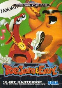 Toejam & Earl per Sega Mega Drive