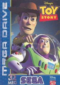 Toy Story per Sega Mega Drive