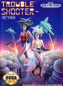 Trouble Shooter per Sega Mega Drive