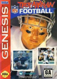 Troy Aikman NFL Football per Sega Mega Drive