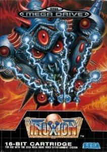 Truxton per Sega Mega Drive