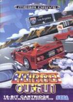 Turbo Outrun per Sega Mega Drive