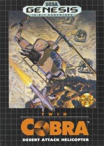 Twin Cobra per Sega Mega Drive