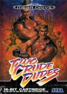 Two Crude Dudes per Sega Mega Drive