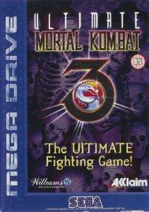 Ultimate Mortal Kombat III per Sega Mega Drive