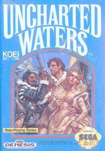 Uncharted Waters per Sega Mega Drive
