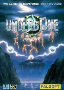 Undead Line per Sega Mega Drive