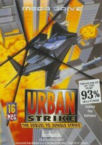 Urban Strike per Sega Mega Drive