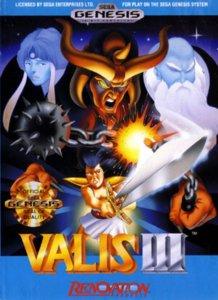 Valis III per Sega Mega Drive