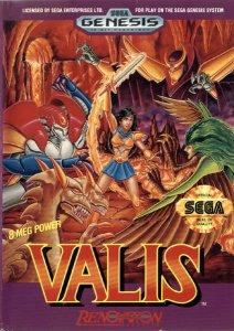 Valis per Sega Mega Drive