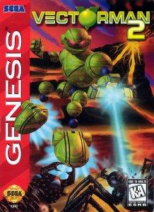 Vectorman 2 per Sega Mega Drive