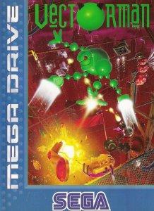 Vectorman per Sega Mega Drive