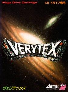 Verytex per Sega Mega Drive