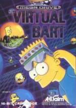 Virtual Bart per Sega Mega Drive