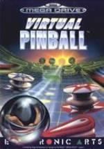Virtual Pinball per Sega Mega Drive