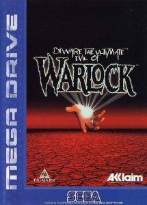 Warlock per Sega Mega Drive