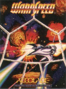 WarpSpeed per Sega Mega Drive