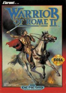 Warrior of Rome II per Sega Mega Drive