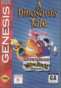 We're Back!: A Dinosaur Story per Sega Mega Drive