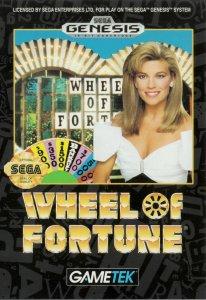 Wheel of Fortune per Sega Mega Drive