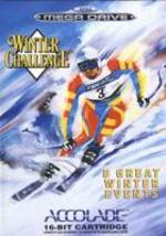 Winter Challenge per Sega Mega Drive