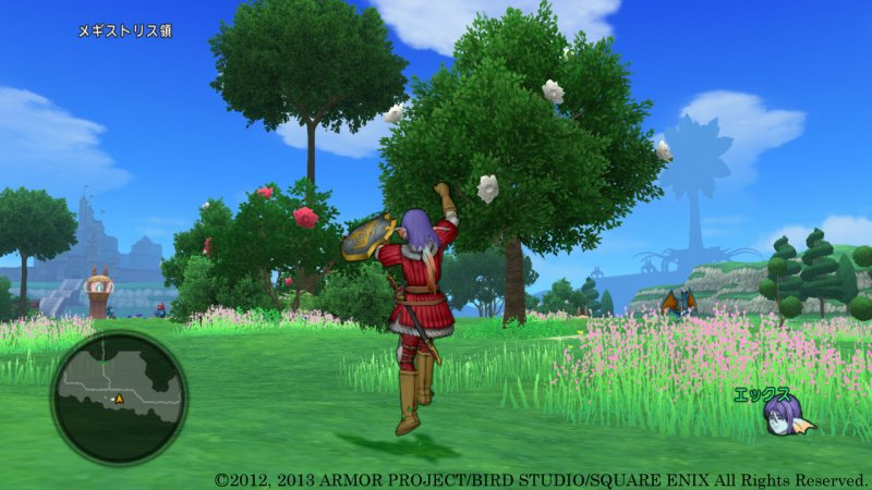 Dragon Quest X è disponibile gratuitamente in Giappone