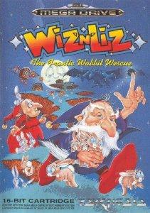 Wiz 'n' Liz: The Frantic Wabbit Wescue per Sega Mega Drive