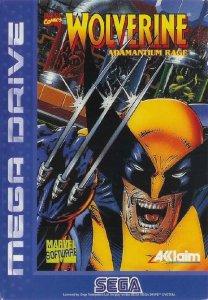 Wolverine: Adamantium Rage per Sega Mega Drive