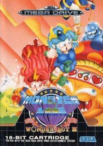 Wonder Boy III: Monster Lair per Sega Mega Drive