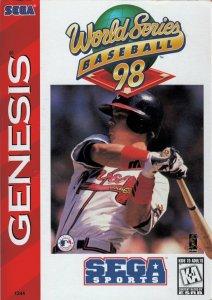 World Series Baseball '98 per Sega Mega Drive