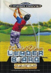 World Class Leaderboard per Sega Mega Drive