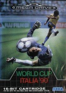 World Cup Italia '90 per Sega Mega Drive