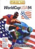 World Cup USA 94 per Sega Mega Drive