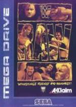 WWF Raw per Sega Mega Drive