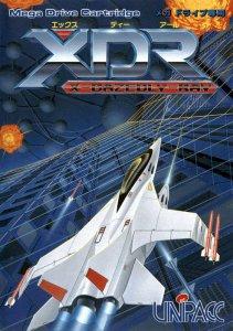 XDR: X-Dazedly-Ray per Sega Mega Drive
