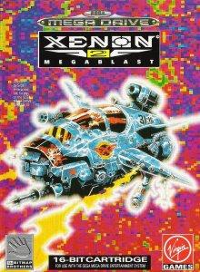Xenon 2: Megablast per Sega Mega Drive