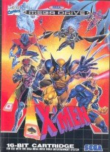 X-Men per Sega Mega Drive