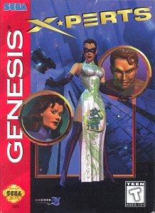 X-Perts per Sega Mega Drive