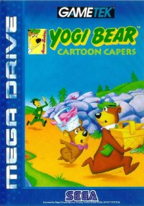 Yogi Bear: Cartoon Capers per Sega Mega Drive