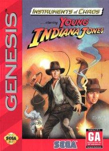 Young Indiana Jones per Sega Mega Drive