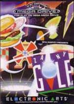 Zany Golf per Sega Mega Drive