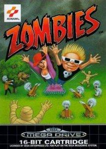 Zombies Ate My Neighbors per Sega Mega Drive