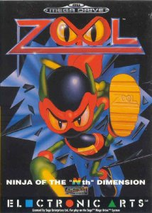 "Zool: Ninja of the ""Nth"" Dimension per Sega Mega Drive"