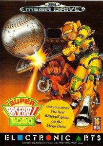 2020 Super Baseball per Sega Mega Drive