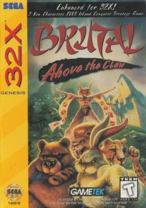 Brutal: Above the Claw per Sega Mega Drive 32X