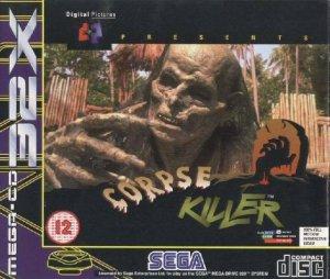 Corpse Killer per Sega Mega-CD