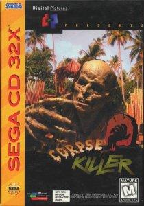 Corpse Killer per Sega Mega Drive 32X