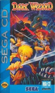 Dark Wizard per Sega Mega-CD